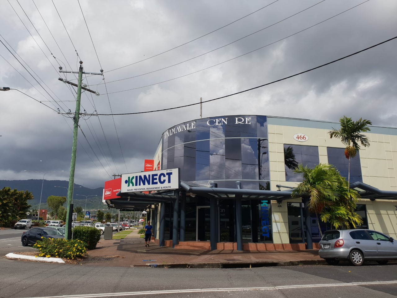 Cairns Occupational Health KINNECT