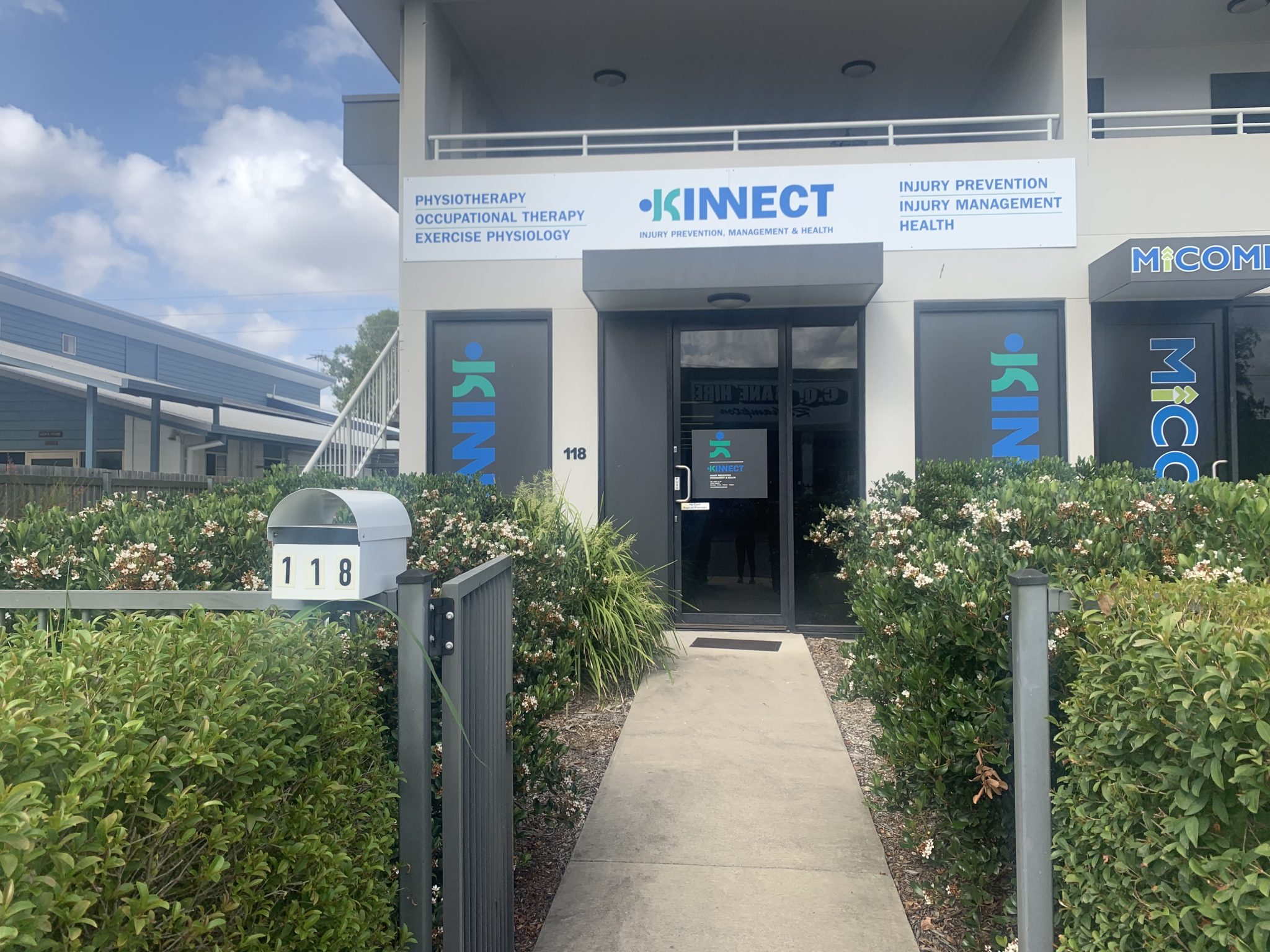Rockhampton Occupational Health KINNECT