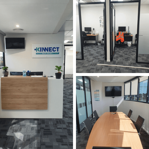 Kinnect opens new clinic in Cairns (2)